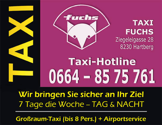 FuchsReisen Taxi